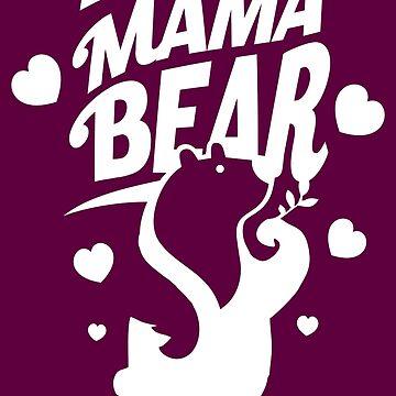 Mama Bear by adamben
