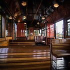 Jimmy possum Tram - interior by shaynetwright