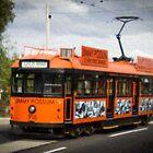 Tram #918 - retro by shaynetwright