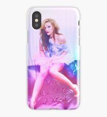 Mia Swier Quote iPhone Case/Skin