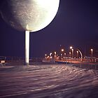 Mirror Ball, Blackpool by Nicholas Coates