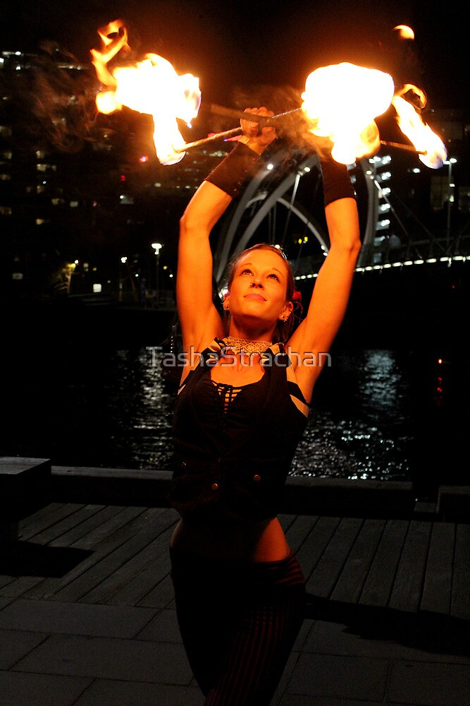 Flame Dancer by TashaStrachan