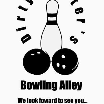 dirty gutter's bowling alley by webbelot