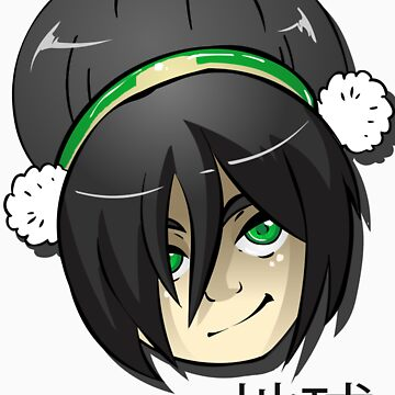 Toph Bei Fong by Seth12D