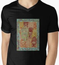 Truck Art - The Qalam Series Men's V-Neck T-Shirt