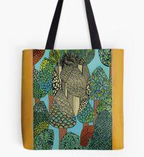 Trees - The Qalam Series Tote Bag