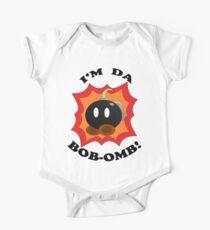 """""""I'm Da Bob-omb!"""" Kids Clothes"""