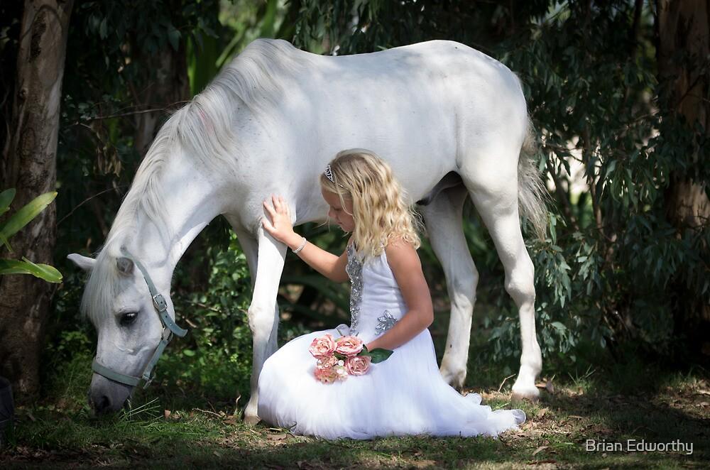 My little pony ... by Brian Edworthy