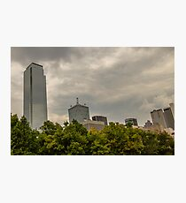 cityscapes Photographic Print