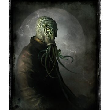 Cthulhu Will Kill You by 01Graphics