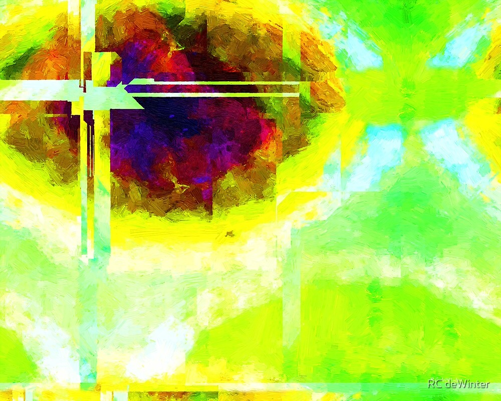 What I See When I Look At You by RC deWinter