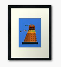 2005 Dalek Framed Print