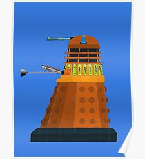 2005 Dalek Poster