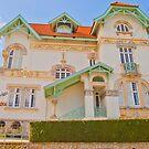 Chalet VII . Estoril by terezadelpilar ~ art & architecture