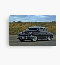1954 Chevrolet Hot Rod Canvas Print
