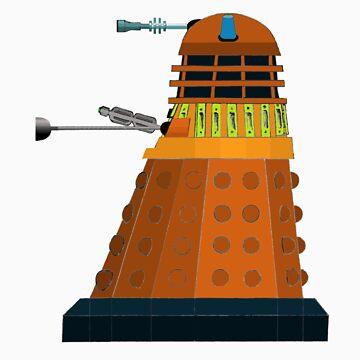 2005 Dalek by JohnGaffen