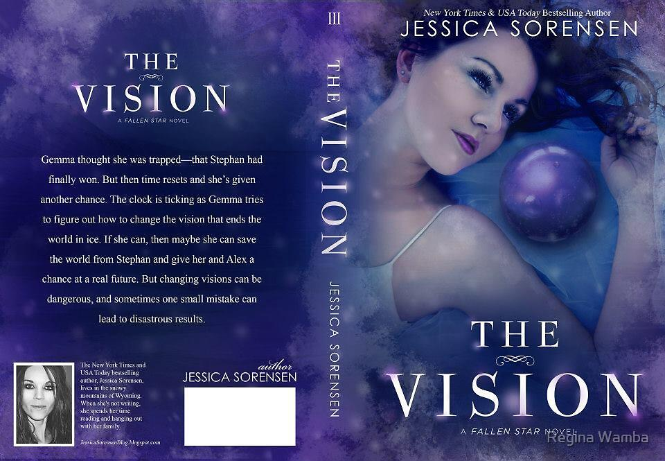 The Vision-Full Wrap ( Second Edition Cover) by Regina Wamba