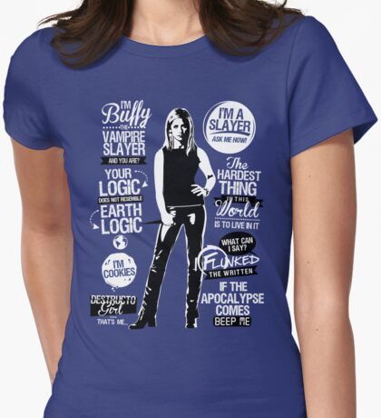 Quotes of a Slayer  T-Shirt