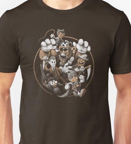Bat's All, Folks - No Text Unisex T-Shirt