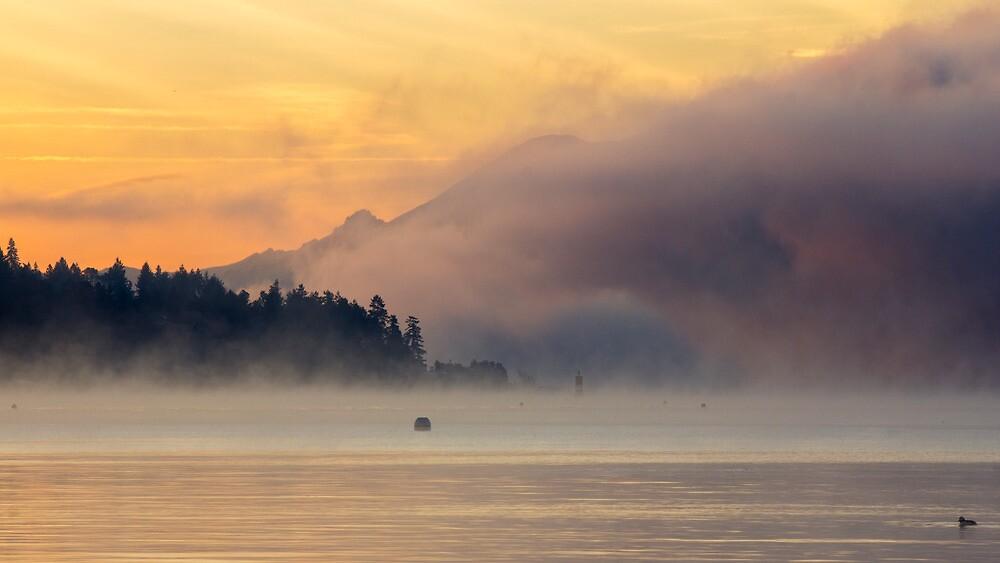 Hidden Mountain by Will Rynearson