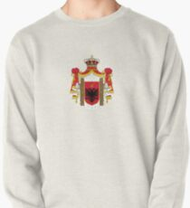 Royal Coat of arms of Albania Pullover