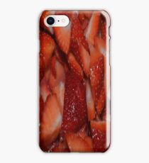 Sweet Strawberry iPhone Case/Skin