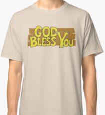 "Christian ""God Bless You"" T-Shirt Classic T-Shirt"