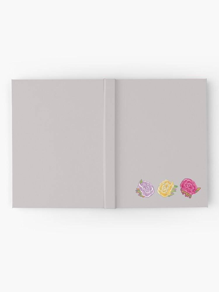 Alternate view of Decorative Roses Hardcover Journal