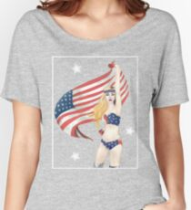 United States of Gaga Women's Relaxed Fit T-Shirt