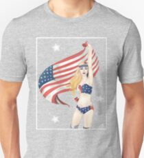 United States of Gaga Unisex T-Shirt
