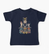 Big Trouble in Little Kanto Kids Clothes