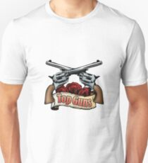 Top Guns Small T-Shirt