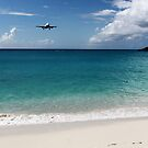 Airplane Beach 2 by cas slater