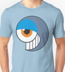 Eyeball Smirking Unisex T-Shirt