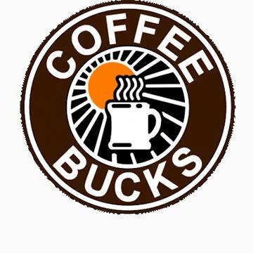 Coffee Bucks by jack-bradley