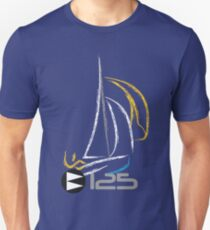125 Sailing Dinghy T-Shirt