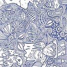 'Ajna' Third Eye Chakra by Skyler Wefer