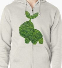 Turtwig used Synthesis Zipped Hoodie