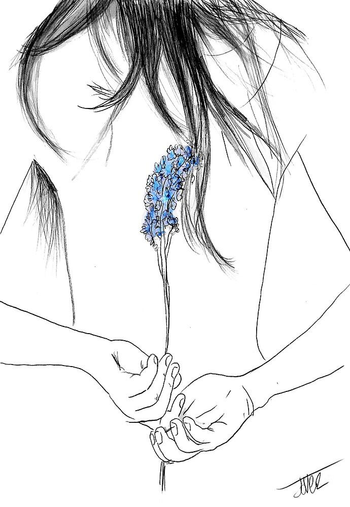 blue by Loui  Jover