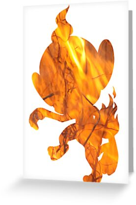 Chimchar used Flame Wheel by G W