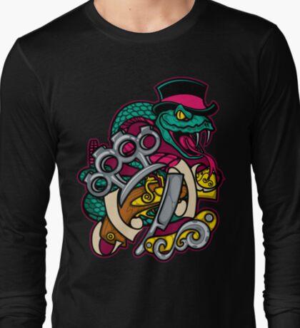 Snakes and Razors T-Shirt