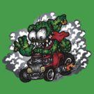 Monster Fink by SmittyArt
