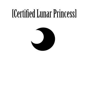 Certified Pony Princess by Coffey
