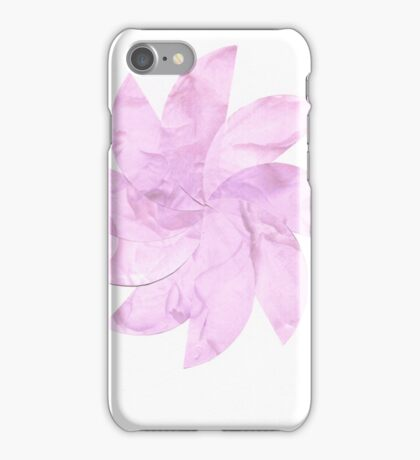 Collage Flower iPhone Case/Skin