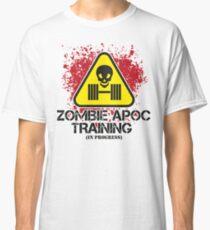 Zombie Apocalypse Classic T-Shirt