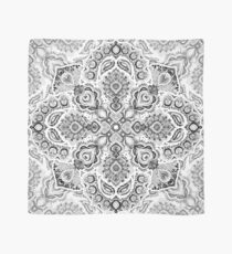 Pattern in Black & White Scarf