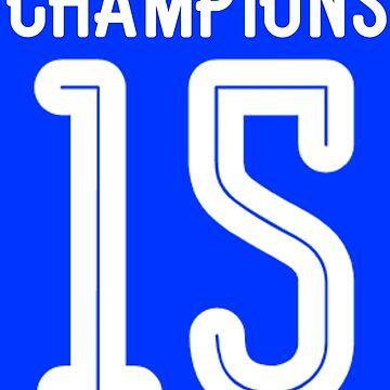 CHAMPIONS 15 by KVKVKV