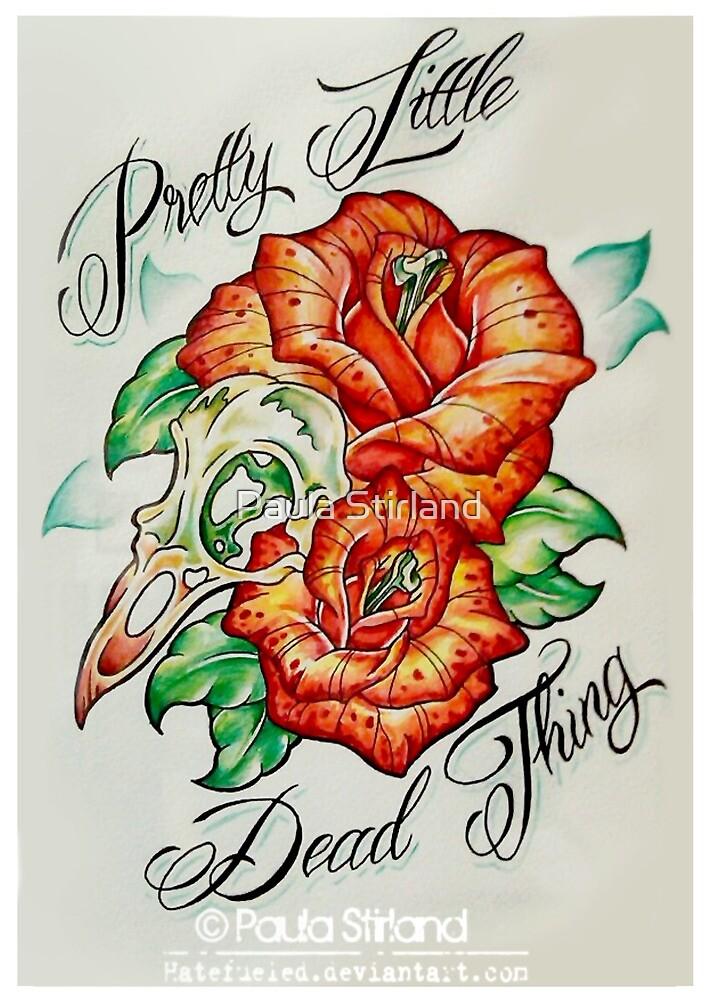 Pretty Little Death Things by Paula Stirland