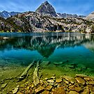The Eastern Sierra Nevada by Cat Connor
