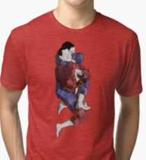 The Ground is my Ocean Part Four Tri-blend T-Shirt